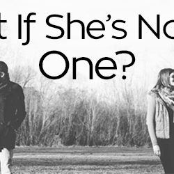 What If She's Not The One - Credit: Katelyn Debus Photography